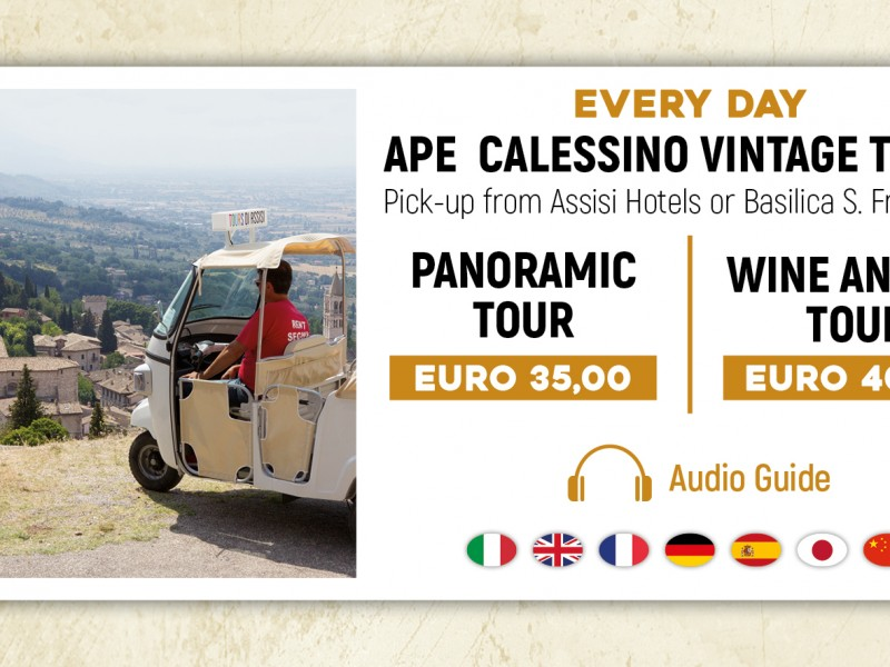 Ape Calessino Tours