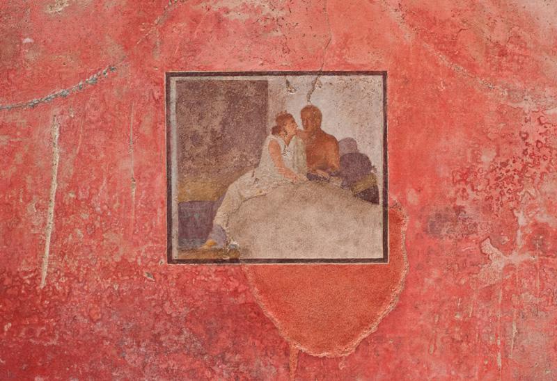 Domus del Lararium Assisi