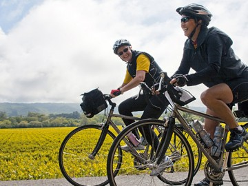 bike tour umbria