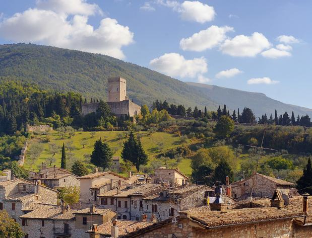 Hotel La Rocca di Assisi
